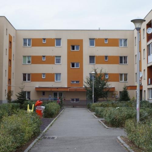 Căși sociale în zona Timișului-Blajului, Cluj.