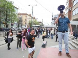 """Cristi Brâncovan, """"vânătorul de hoți"""" din Timișoara"""
